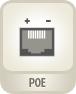LC-444 IP PoE - Kamery kopułkowe IP
