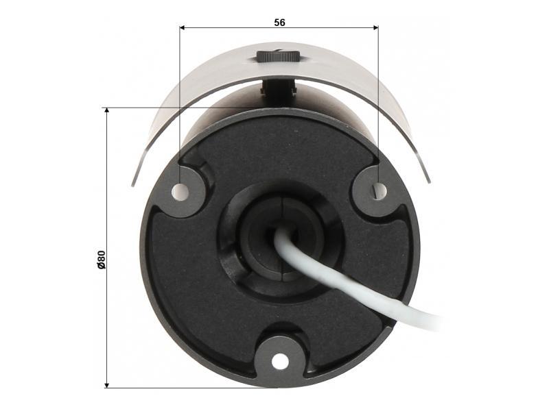 EL-IP T130 - Kamery zintegrowane Mpix