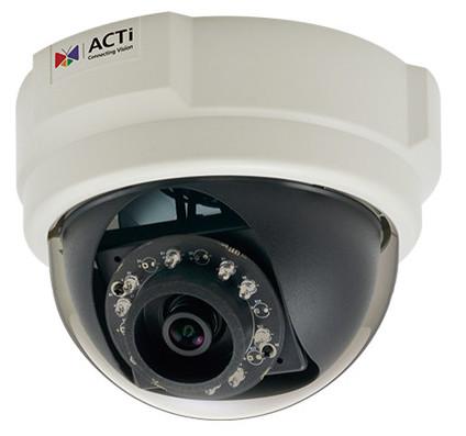 ACTi E58 - Kamery kopułkowe IP