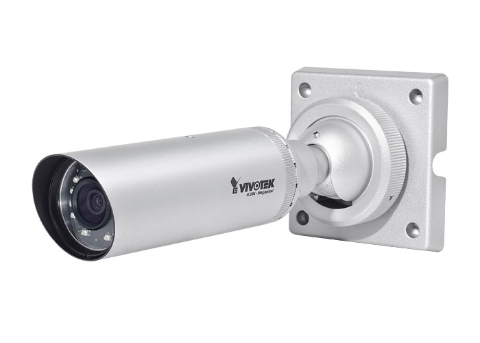 Vivotek IP8337H-C - Kamery zintegrowane IP