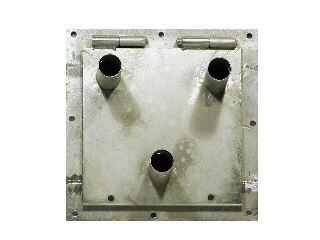 Podstawa do masztów LC-L-3300/POD - Akcesoria montażowe
