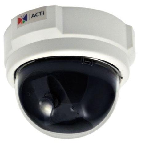 ACTi E51 - Kamery kopułkowe IP