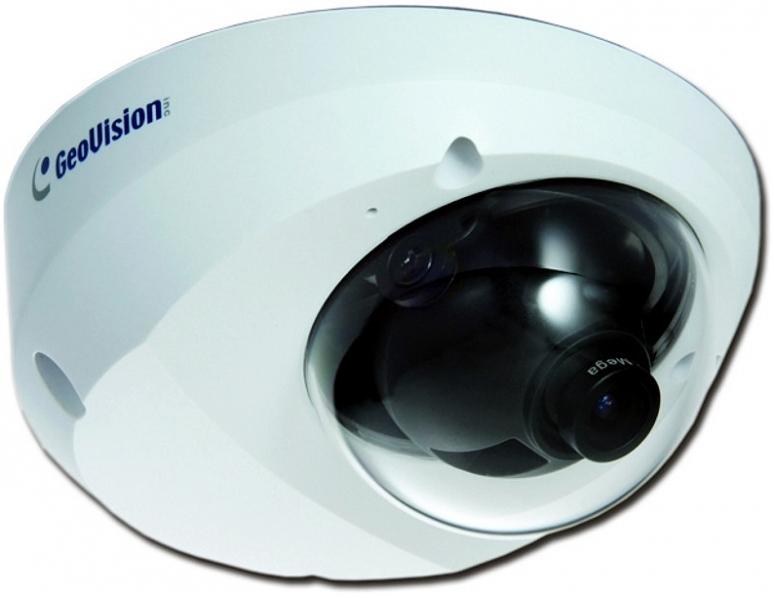 GV-MFD3401-1F - Kamery kopułkowe IP
