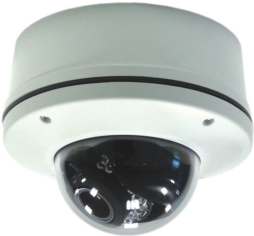 GV-VD3400 - Kamery kopułkowe IP