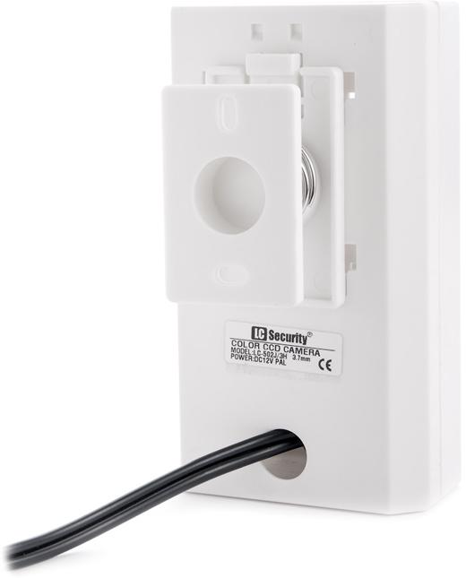 LC-502J/3S - Kamery miniaturowe