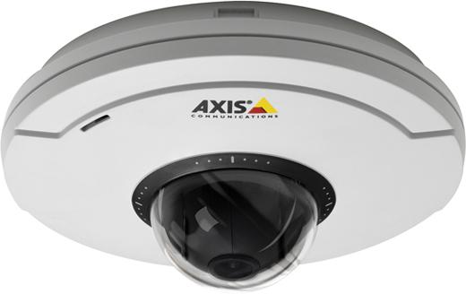 AXIS M5014 PTZ Mpix - Kamery kopułkowe IP