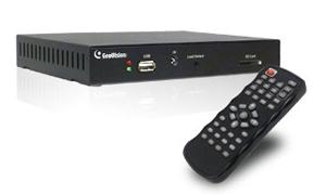 GV-IP Decoder Box