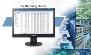 GV-Recording Server(GV)/16