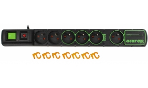 Axon Acar ECO PLUS: kabel 1,5 m