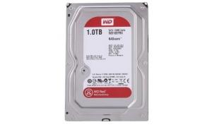 Western Digital dysk HDD WD RED 1TB 3.5 cala WD10EFRX SATA III