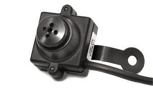 Kamera w guziku
