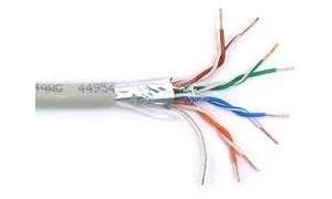 Przewód teleinformatyczny zewnętrzny FTP cat.5e 4x2 305m